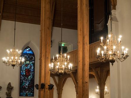 kristiansand: candlestick
