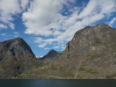 fiord: fiord Stock Photo