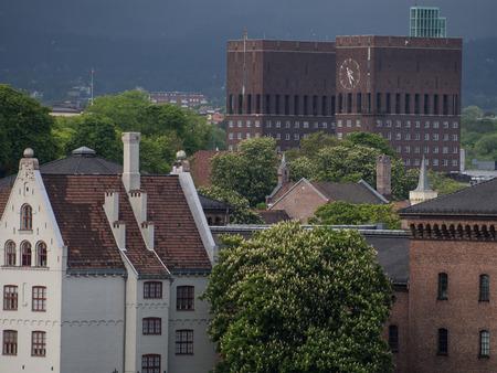 town halls: Oslo