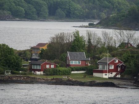 oslo: Island off Oslo