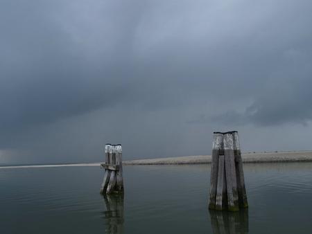 sand harbor: Harbor Stock Photo