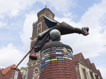 church steeple: Art on the market