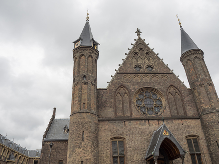 the hague: church Editorial