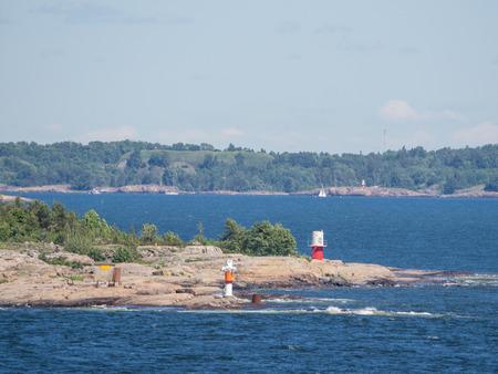 waster: Baltic sea Stock Photo