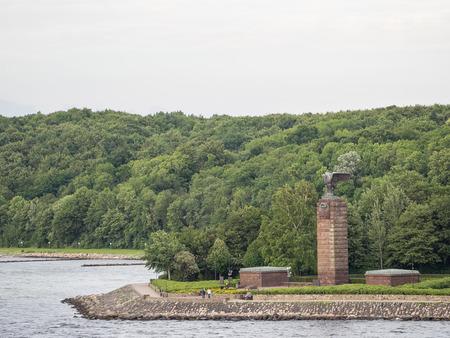At the Baltic Sea Stock fotó
