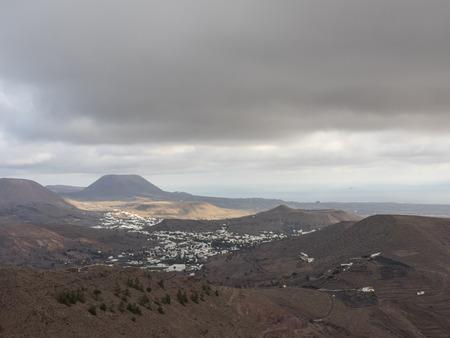 volcano island Фото со стока