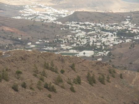 village in lanzarote