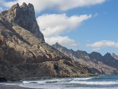 mountains tenerife