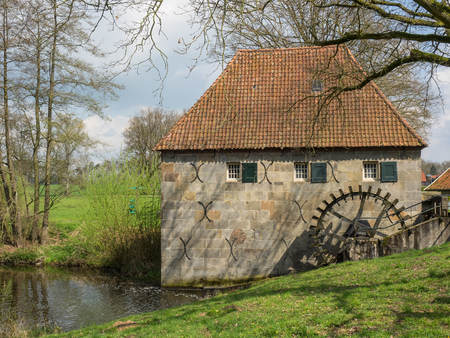 watermill in the netherlands