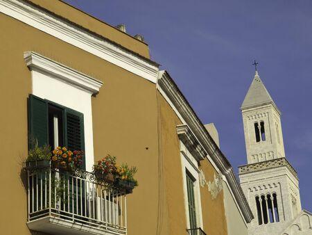 The Italian city of Bari