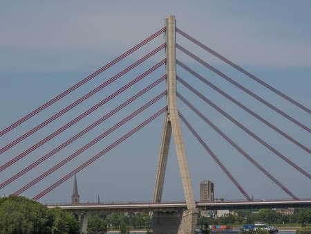 Bridge over the Rhine Editorial