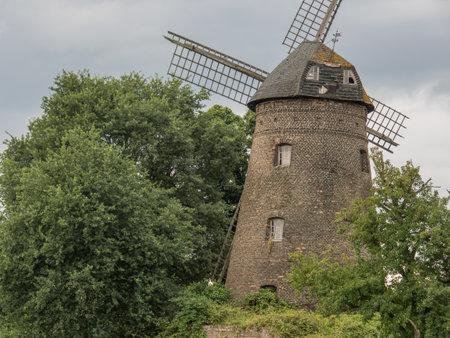windmills in westphalia