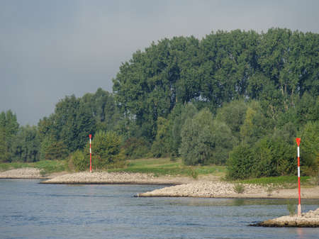 rhine river in germany