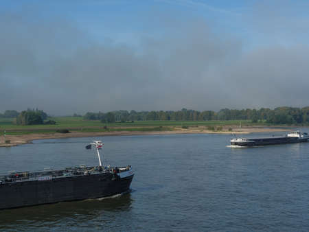 the river rhine in germany