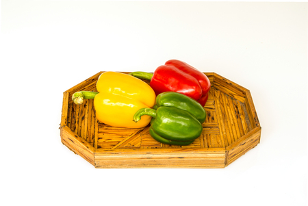 bell peper: The sweet peppers