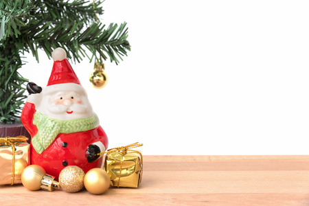greeting season: this is season greeting for joyful and happiness, santa claus is coming in town