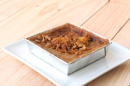kaeng: Mung Bean Thai Custard Dessert Recipe (Khanom Maw Kaeng)