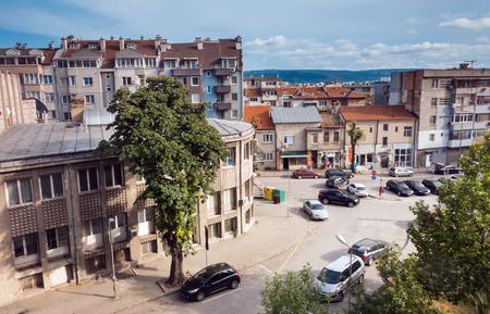 Beautiful summer view of Varna, Black Sea coast, Bulgaria. Imagens - 104863386