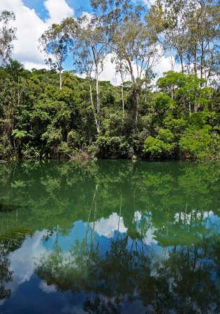 Tropical Landscape, Minas Gerais state, Brazil