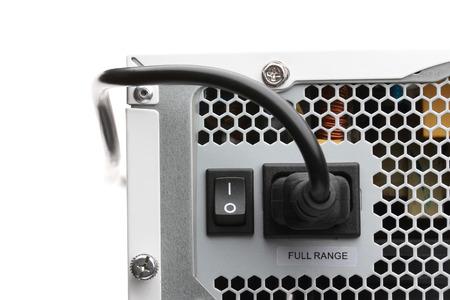 コントロール ボタンと電源