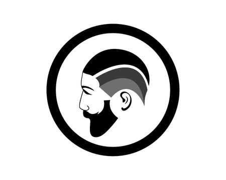 barbershop,haircut icon for bussines
