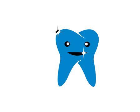 Dental logo Template vector illustration icon design Banco de Imagens - 119524748