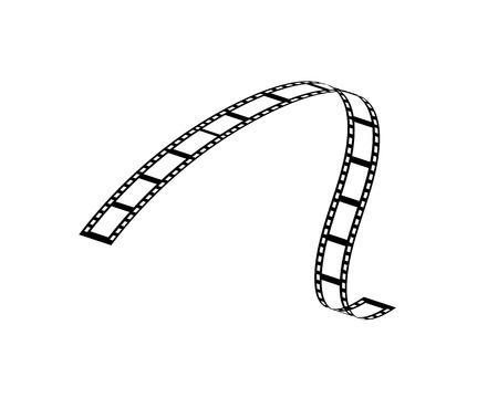 film festival Template vector illustration design