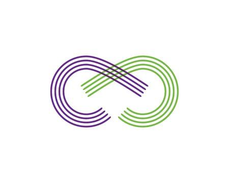 Infinity Design,Infinity logo Vector icon template