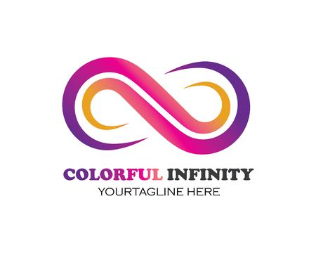 Infinity Design,Infinity logo Vector icon template