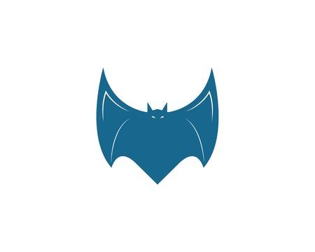 bat ilustration vector icon logo template Standard-Bild - 120259381