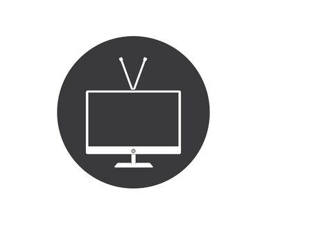 television icon vector illustration design