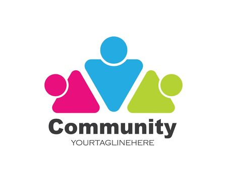 leadership,community,social and company icon vector design Stock Vector - 128894677