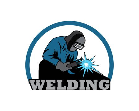 welding icon vetor illustration design template 版權商用圖片 - 128907355