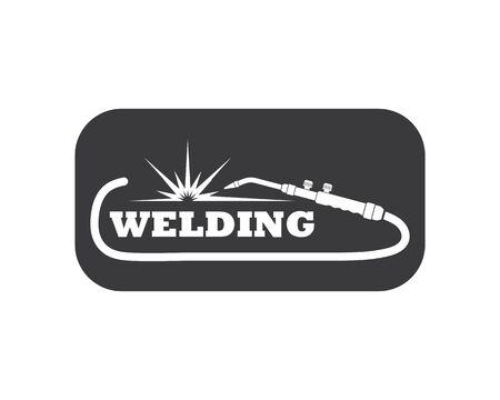 welding icon vetor illustration design template Zdjęcie Seryjne - 128907364