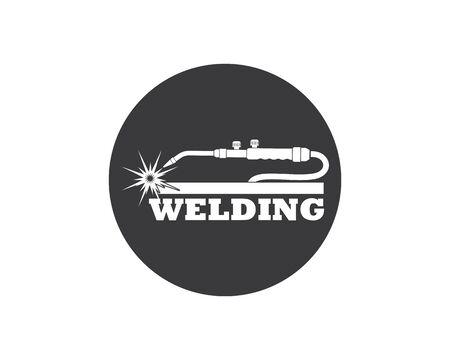 welding icon vetor illustration design template 版權商用圖片 - 128907365
