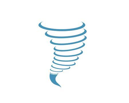 wind icon logo vector illustration design Zdjęcie Seryjne - 128998324
