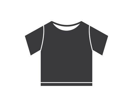 clothes icon logo vector illustration design