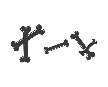 bone icon vector illustration design