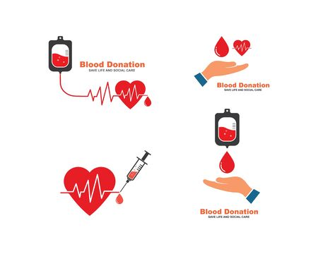 blood donation icon vector illustration design