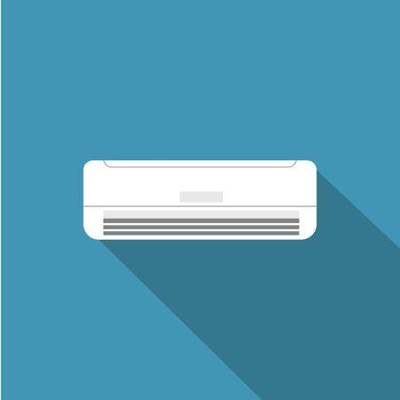 airconditioner vector icon illustration design template Vecteurs