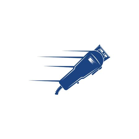 electric clippers vector icon illustration design template