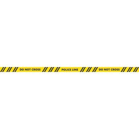 police line vector illustration design template