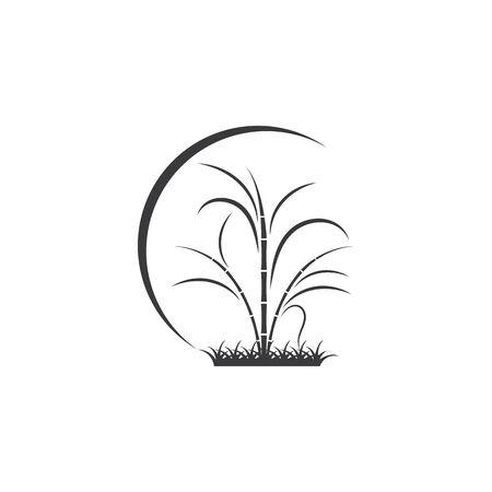 sugar cane vector icon illustration design
