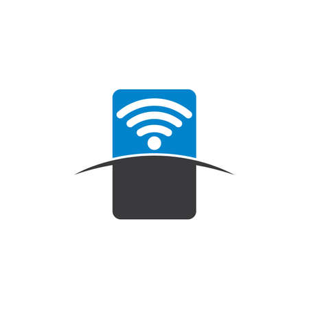 wifi vector illustration icon design
