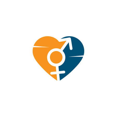 gender icon  vector illustration design templater
