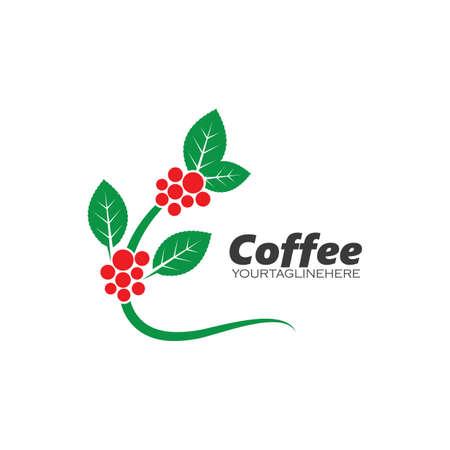 coffee plant vector icon illustration design template web 矢量图像
