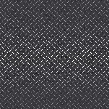 diamond plate metal texture background vector design template