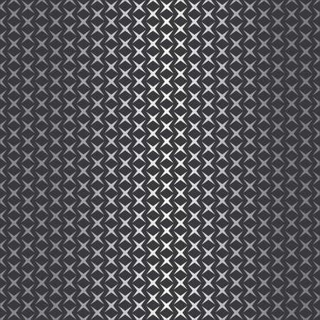 star plate metal texture background vector design template