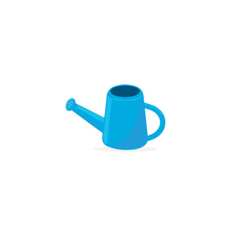 watering can icon vector illustration   design template