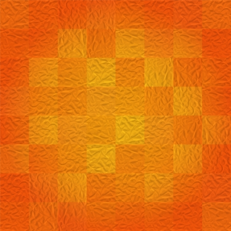 Geometric background of colored square
